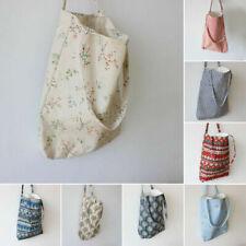 Bolsos y mochilas de mujer de algodón