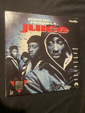 Juice Laserdisc Sealed New 2PAC Tupac Shakur Omar Epps 1992