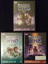 Doctor Who: Meglos, The Ark in Space Special Edition, Masque of Mandragora New