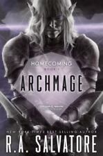 Archmage (Homecoming) (The Legend of Drizzt) [New Book] Paperback, Strippable