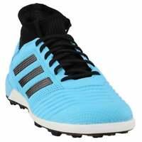 adidas Predator 19.3 Turf  Casual Soccer  Cleats - Blue - Mens