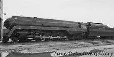 Norfolk & Western #611 J Class Streamliner Locomotive - Historic Photo Print