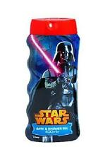 ** DISNEY STAR WARS DARTH VADER BATH & SHOWER GEL 400ml NEW ** KIDS SOAP WASH