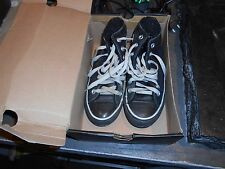 RARES CONVERSE CUIR NOIR FOURREES T 36 A 15€ ACH IMM FP RED MOND RELAY COLLECTOR