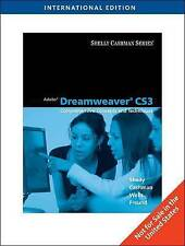 Adobe Dreamweaver CS3: Comprehensive Concepts and Techniques by Gary B....