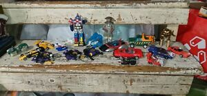 Vintage G1 transformers and others lot