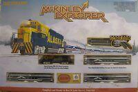 Bachmann - ref.24023 - Set iniciación McKinley Explorer con loco. diesel Alaska