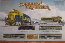 Escala N - Bachmann juego trenes McKinley Explorer Alaska Railroad 24023 Neu