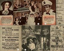 Programa PUBLICITARIO de CINE: Los Millones de Polichinela.