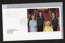 GB 2000 FDC Queen Mother's 100th Birthday , London SW1 postmark stamps