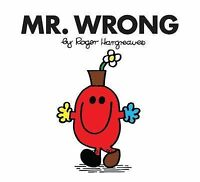 Mr Wrong by Roger Hargreaves 1978 Paperback
