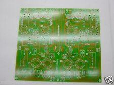 1pc  12AU7 5814 tube preamplifier bare DIY PCB from marantz7 Upgrade