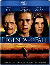 NEW BLU-RAY - LEGENDS OF THE FALL - Brad Pitt, Anthony Hopkins, Aidan Quinn