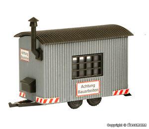 SH  Kibri 45722 Bausatz  Bauwagen  2 Stück