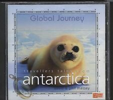 David & Phil Massey - Travellers Tales from Antarcti CD (like new)