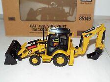 Diecast Masters No 85149 Caterpiller 432E Backhoe loader New