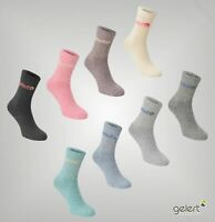 4 Pack Ladies Gelert Elasticated Knitted Comfortable Walking Boot Sock Size 4-8