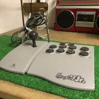 PlayStation ASCLL fighter stick v jr as-is From Japan