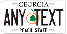Personalized Custom Georgia State License Plate Any Name Novelty Auto Car Tag