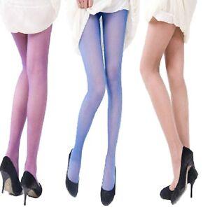 Winter Pantyhose 15D sheer Assorted Color Tights Dancewear Casual Lycra Spandex