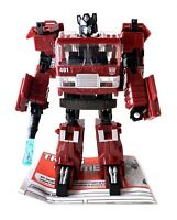 Inferno Transformers Universe Action Figure 100% Complete w/ Instructions 2008