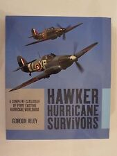 Hawker Hurricane Survivors - 224 pages illustrated throughout in color