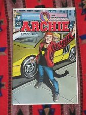 Archie Volume 2 #1 September 2015 (Cover O by Jerry Ordway) Waid and Staples