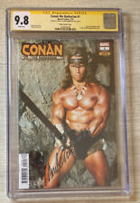 Conan The Barbarian 1 (276) CGC SS 9.8 Signed By Arnold Schwarzenegger 2019