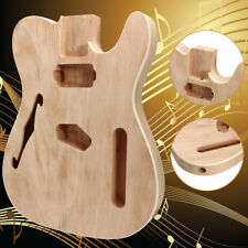 Bausatz E-Gitarre Körper DIY selber bauen Do It Yourself Kit DIY Guitar Body Set