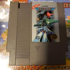 Gradius Nes (Nintendo) Game.