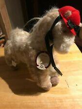 "9"" Muffy Vanderbear Oatsie Horse New Free Shipping"