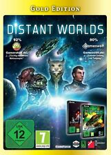 Distant Worlds - Gold Edition PC NEW + OVP