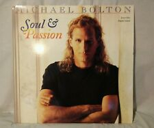 Michael Bolton: Soul and Passion 1992 Laserdisc MLV49122