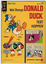 Donald Duck #90 1963 Gold Key Silver Age!