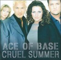 Cruel Summer by Ace of Base (CD, Oct-1998, Bmg)