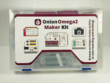Onion Omega2 Maker Kit NEW in case complete linux computing