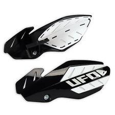 UFO Flame Handguards Honda CRF 250 450 (12-16) Black 4678