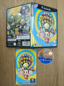 Super Monkey Ball 2 (Nintendo Gamecube). Manual PAL Black Label. NR!!!!