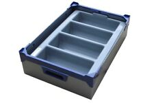 Portable Cutlery Tray / Box - For Transporting Cutlery to Events - by Glassjacks