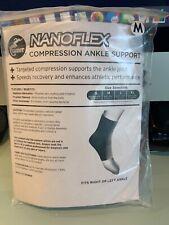 Cramer Nanoflex Ankle Sleeve Med
