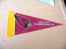 "Arizona Cardinals NFL mini pennant NFL football 8.9"" long"