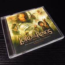 Lord of The Rings - The Return of The King: Soundtrack JAPAN CD #103-4*