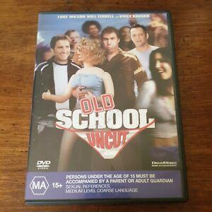 Old School DVD R4 Like New! FREE POST