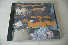 """TURTLES """"THE VERY BEST OF/HAPPY TOGETHER- CD MUSIC CLUB 1991 Fra"""""""