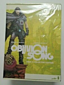 Oblivion Song #1 Collectors Edition Set Sealed Statue Pin Variant Cover Print