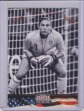 "RARE 2012 PANINI AMERICANA HOPE SOLO ""PROOF"" CARD #99 ~ /100 WORLD CUP SOCCER"