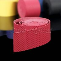 Absorb Sweat Anti Slip Outdoor Sports Tennis Squash Racquet Band Grip Tape Wrap
