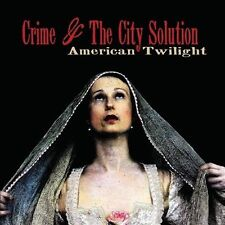 American Twilight by Crime & the City Solution (Vinyl, Mar-2013, Mute)