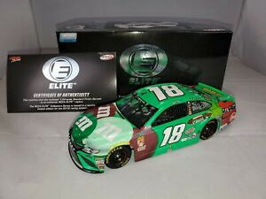 2018 KYLE BUSCH M&M'S GREEN FLAVOR VOTE ELITE