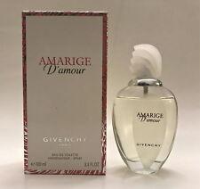 AMARIGE D'AMOUR by Givenchy 3.3/3.4oz/100ml Women Eau De Toilette New In Box